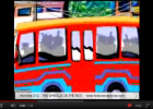 Song: The weels on the bus | Recurso educativo 41114