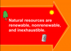 Natural resource | Recurso educativo 47386
