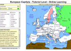 European capitals | Recurso educativo 50210