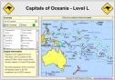 Game: Capitals of Oceania | Recurso educativo 51423