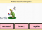 Animal classification game | Recurso educativo 53061