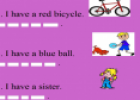 Look, Read and Write | Recurso educativo 10243
