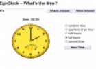 What's the time? | Recurso educativo 17681