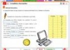 Estadística descriptiva | Recurso educativo 573