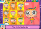 Song: Ten little indians | Recurso educativo 63831