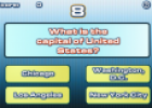 World capitals quiz | Recurso educativo 76439