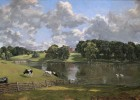 """Wivenhoe Park"", John Constable 