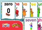 Numberblocks 0 - 10 Words | Recurso educativo 781911